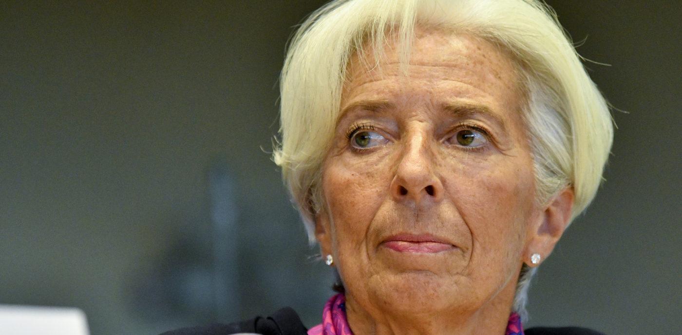 Lagarde στην ΕΚΤ: λάθος πρόσωπο για λάθος δουλειά