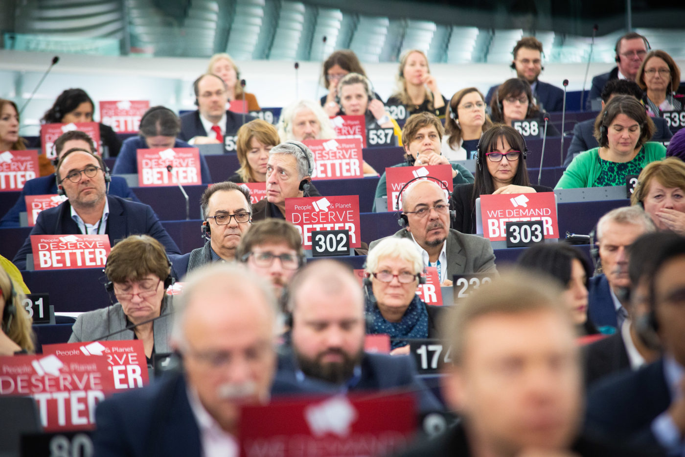 People & planet deserve better - Left MEPs vote against new Commission