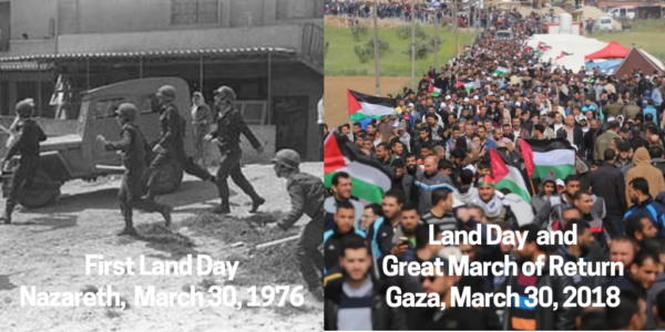 On Land Day, we reaffirm our commitment to Palestinian self-determination