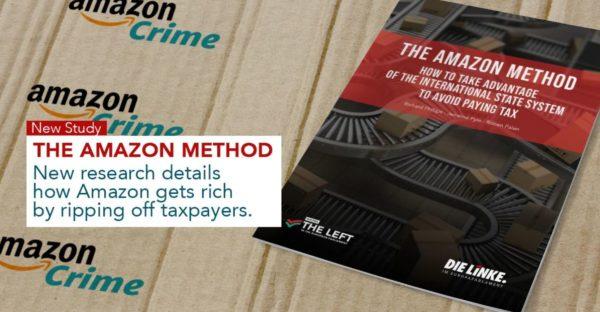 Toxic tax dodging & 'The Amazon Method'